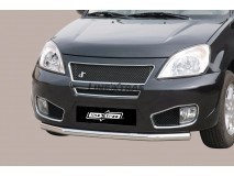 Front Protection DR Motors DR5 2009+ Inox 63ММ
