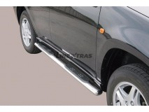 Side Steps DR Motors DR5 2009+ Stainless Steel GPO