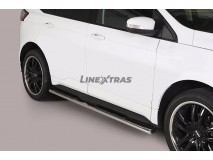 Side Steps Ford Edge 2016+ Stainless Steel GPO