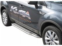 ESTRIBOS INOX 4P FORD KUGA