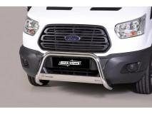 Big Bar U Ford Transit 2014+ Stainless Steel W/EC