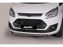 Front Protection Ford Custom 2013+ Inox 63ММ