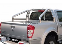 Roll-Bar Great Wall Steed/Wingle 09-11 DC Stainless Steel W/O Brand Logo