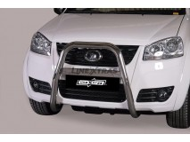 Bull Bar Great Wall Steed/Wingle 2011+ DC Stainless Steel