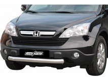 Front Protection Honda CR-V 07-10 Inox 76ММ