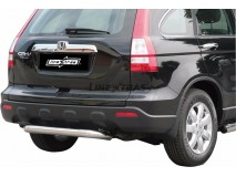 Rear Protection Honda CR-V 07-10 Stainless Steel 76MM