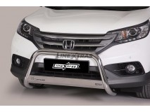 Big Bar U Honda CR-V 12-15 Stainless Steel W/ EC