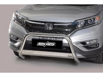 Big Bar U Honda CR-V 2016+ Stainless Steel W/ EC
