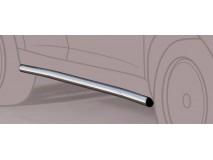 Side Protections Honda HR-V 99-07 3D Stainless Steel Tube 63MM