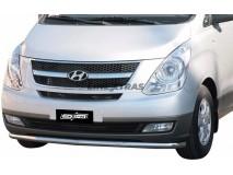 Front Protection Hyundai H1 Wagon 2008+ Inox 63ММ