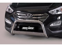 Big Bar U Hyundai Santa Fe 2012+ Stainless Steel W/ EC