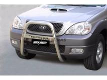 Bull Bar Hyundai Terracan 2004+ Stainless Steel