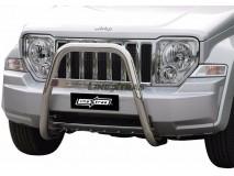 Bull Bar Jeep Cherokee 08-13 Stainless Steel