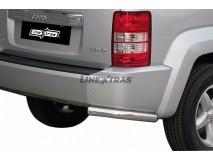 Bumper Corners Jeep Cherokee 08-13 Stainless Steel 63MM