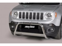 Big Bar U Jeep Renegade 2014+ Stainless Steel W/ EC