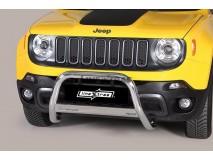 Big Bar U Jeep Renegade Trailhawk 2014+ Stainless Steel W/ EC