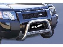 Big Bar U Land Rover Freelander 04-07 Stainless Steel W/O EC