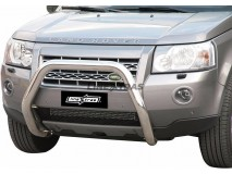Big Bar U Land Rover Freelander 2 2008+ Stainless Steel 76MM W/O EC