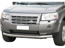 Front Protection Land Rover Freelander 2 2008+ Inox