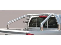 Roll-Bar Mazda B2500 03-06 Stainless Steel