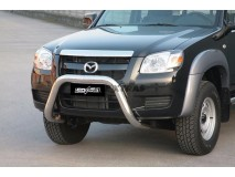 BIG BAR U INOX 76MM MAZDA BT 50 C/ECE