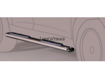 Side Steps Mazda BT-50 07-09 DC Stainless Steel GPO