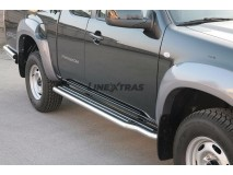 ESTRIBOS INOX FREESTYLE MAZDA BT 50