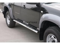 ESTRIBOS OVAL INOX FREESTYLE BT50 2006
