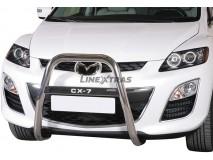 Bull Bar Mazda CX-7 2010+ Stainless Steel