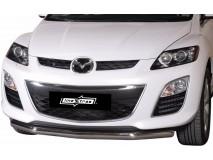 Front Protection Mazda CX-7 2010+ Inox 76ММ