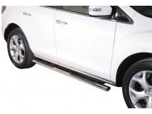 Estribos Mazda CX-7 2010+ GPO