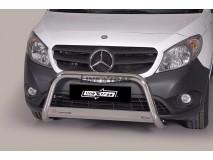 Big Bar U Mercedes-Benz Citan 2012+ Inox C/ EC
