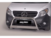 Big Bar U Mercedes-Benz Citan 2012+ Stainless Steel W/ EC