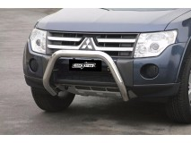 BIG BAR U INOX 76MM PAJERO 2007 C/ECE