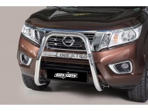 Bull Bar Nissan Navara NP300 D23 2016+ Stainless Steel