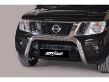 Big Bar U Nissan Pathfinder 2011+ Stainless Steel 76MM W/ EC