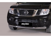 Front Protection Nissan Pathfinder 2011+ Stainless Steel 76ММ