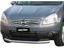 Protección Delantera Nissan Qashqai +2 2008+ Inox 76MM