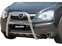 Bull Bar Opel Antara 07-11 Stainless Steel