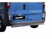 Rear Protection Opel Vivaro 08-13 Stainless Steel 63MM