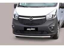 Front Protection Opel Vivaro 2014+ Stainless Steel 63ММ