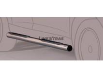 Side Steps Opel Vivaro SWB 2014+ Stainless Steel Tube 76MM
