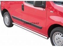 Side Protections Peugeot Bipper 2008+ Stainless Steel Tube 63MM