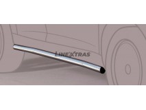 Side Protections Peugeot Expert LWB 06-15 Stainless Steel Tube 63MM