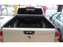 Bedliner Renault Alaskan 2017+ DC Over Rail and  W/ Channel