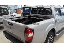 Bedliner Renault Alaskan 2017+ DC Under Rail and  W/ Channel