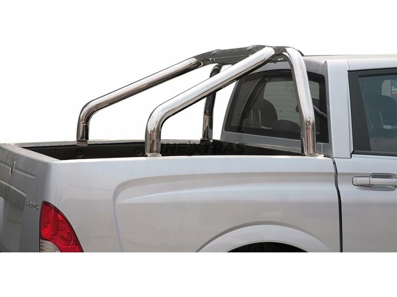 Roll-Bar Ssangyong Actyon Sports 07-12 Stainless Steel