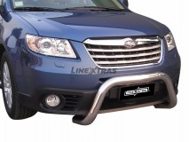 Big Bar U Subaru Tribeca 2008+ Stainless Steel 76MM W/O EC