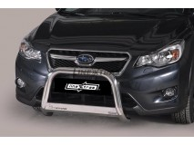 Big Bar U Subaru XV 2012+ Stainless Steel W/O EC