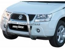 Bull Bar Suzuki Grand Vitara 09-12 Stainless Steel